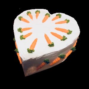 Морквяний торт на замовлення