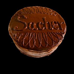 Торт Захер на замовлення