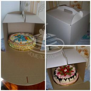 Торт на замовлення - упаковка