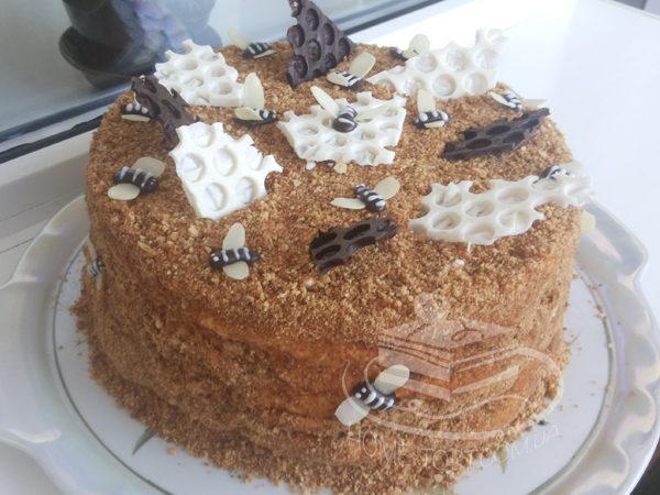 Торт Медовик на замовлення
