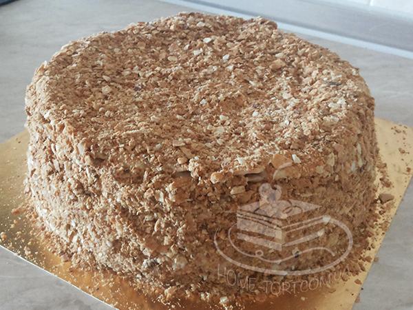 Торт Наполеон на замовлення