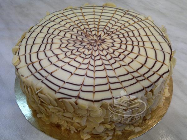 Торт Естерхазі на замовлення