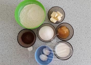 Інгредієнти | Рецепт торта Спартак | Блог Наталі