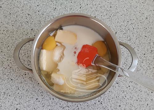 Тісто | Рецепт торта Спартак | Блог Наталі