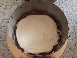 збираємо торт спартак