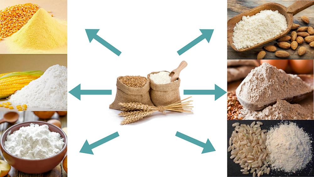 Чим замінити пшеничне борошно в рецептах   Поради господині   Блог Наталі