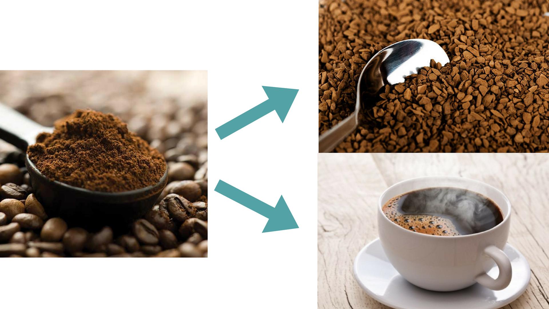 Чим замінити натуральну каву в рецептах   Поради господині   Блог Наталі