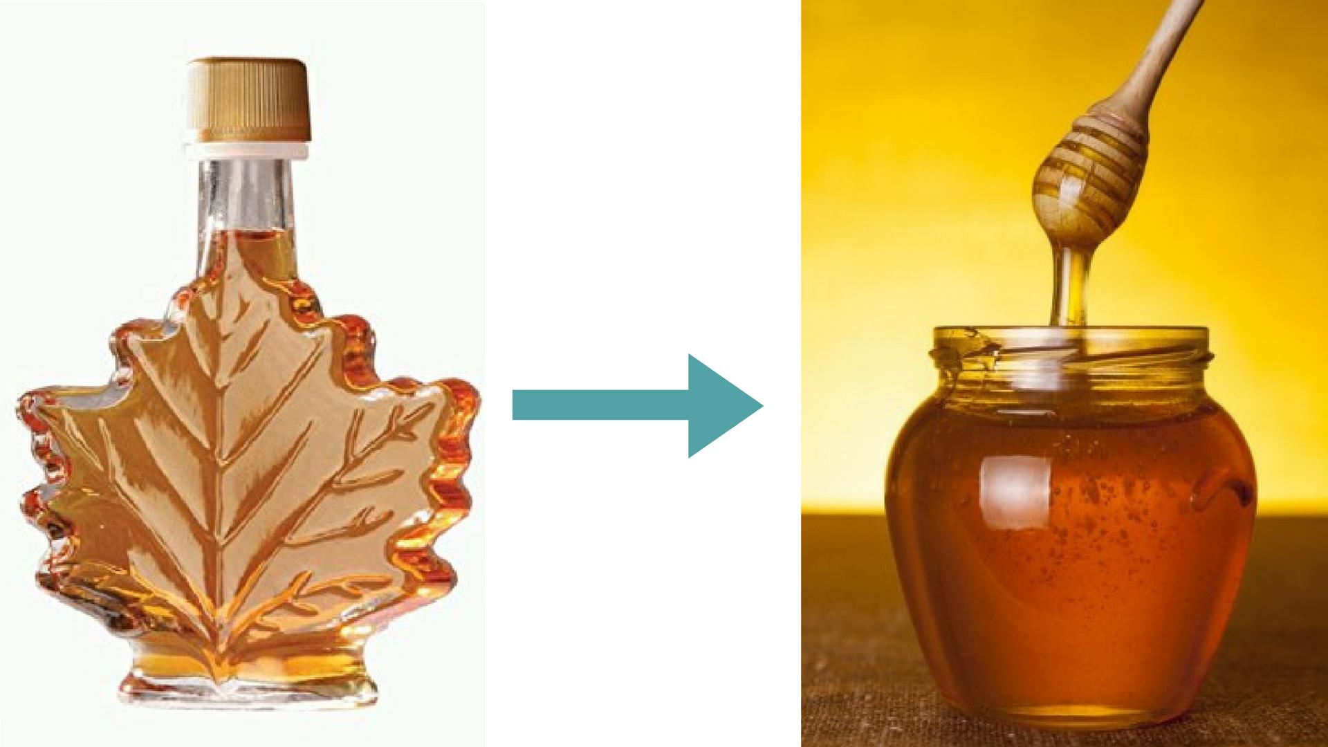 Чим замінити Кленовий сироп в рецептах   Поради господині   Блог Наталі
