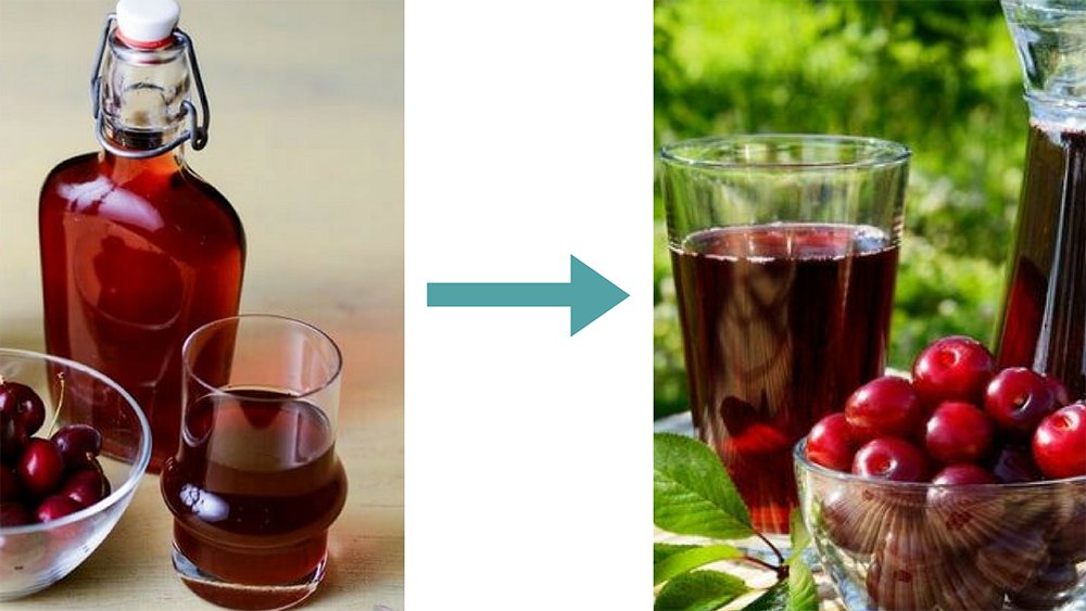 Чим замінити вишневий лікер в рецептах | Поради господині | Блог Наталі