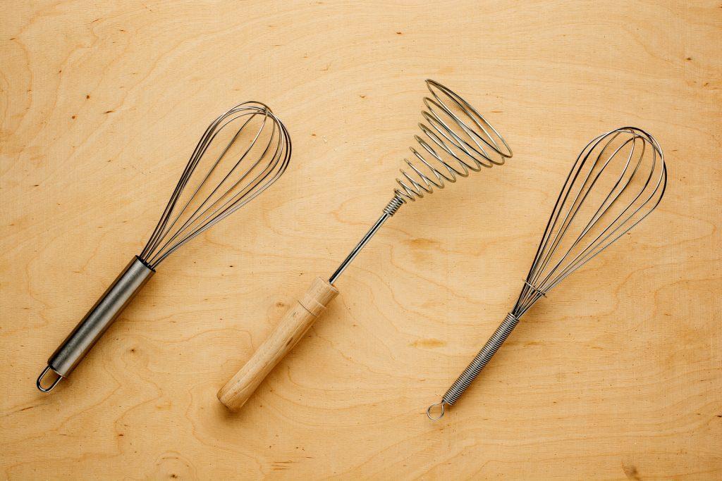 Вінчик | Базовий набір інструментів кондитера | Блог Наталі