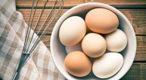 Яйця | 12 обо'вязкових продуктів | Блог Наталі