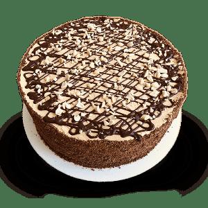 Торт Снікерс на замовлення