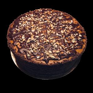 Торт Снікерс | Торт на замовлення