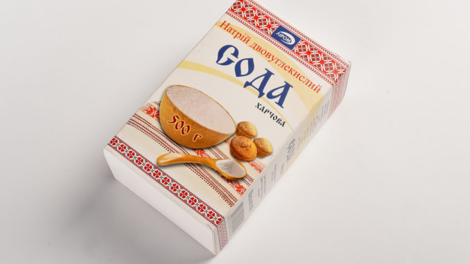 Сода | Харчова сода VS розпушувач | Блог | Торт на замовлення