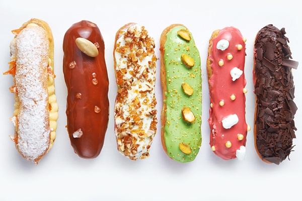 Ідеальний еклер | Блог | Торт на замовлення
