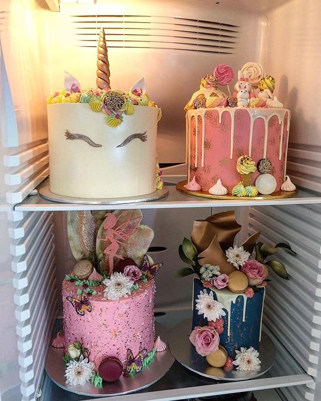 Торти в холодильнику | Як та скільки зберігати десерти | Блог | Торт на замовлення