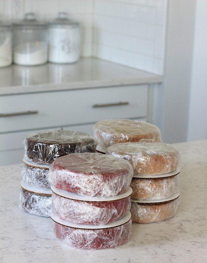 Коржі без крему | Як та скільки зберігати десерти | Блог | Торт на замовлення