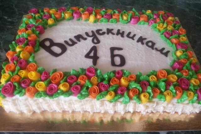 Торт на корпоратив | Торт на замовлення