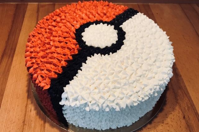 Торт дитячий для хлопчика на День народження