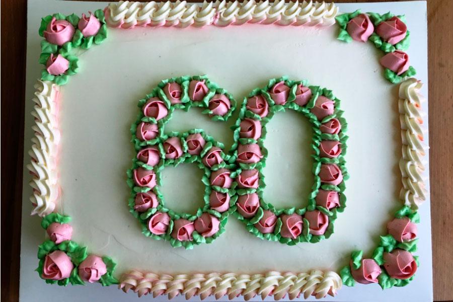 Торт на ювілей | Торт на замовлення