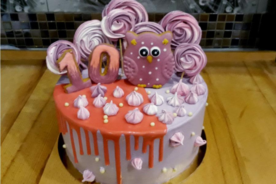Торт дитячий на День народження | Торт на замовлення
