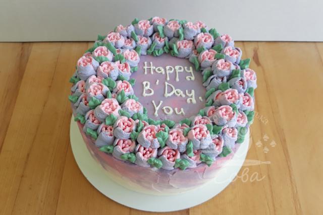 Торт для дівчинки | Торт на замовлення