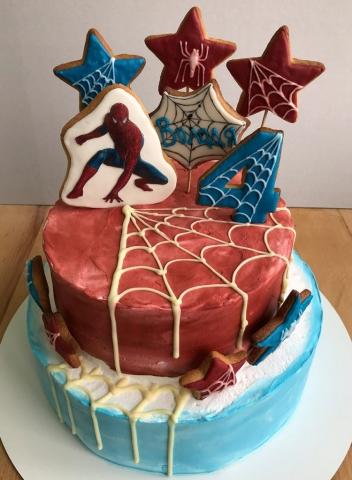 Торт на День народження для хлопчика у Львові