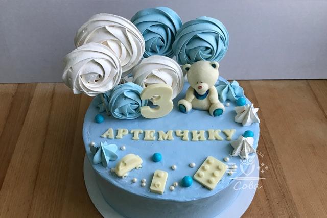 Дитячий торт на День народження | Торт на замовлення