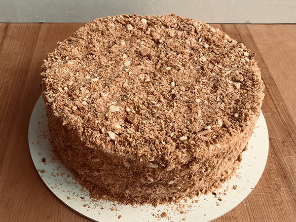 Наполеон - рецепт торта