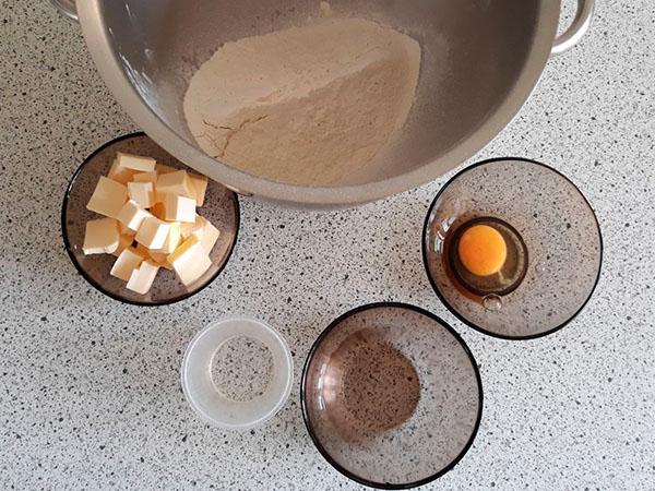 Рецепт Наполеона | Інгредієнти для тіста | Торт на замовлення Львів