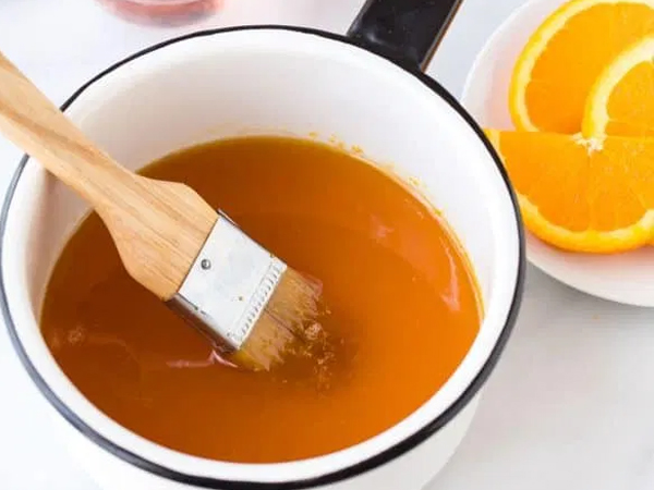Апельсиновий сироп для просочення торта