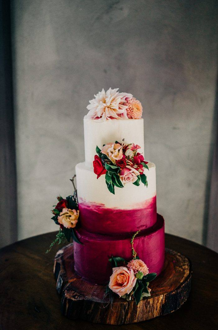 Торт з кольорових блоків | Тренди дизайну тортів 2018-2019 | Блог | Торт на замовлення
