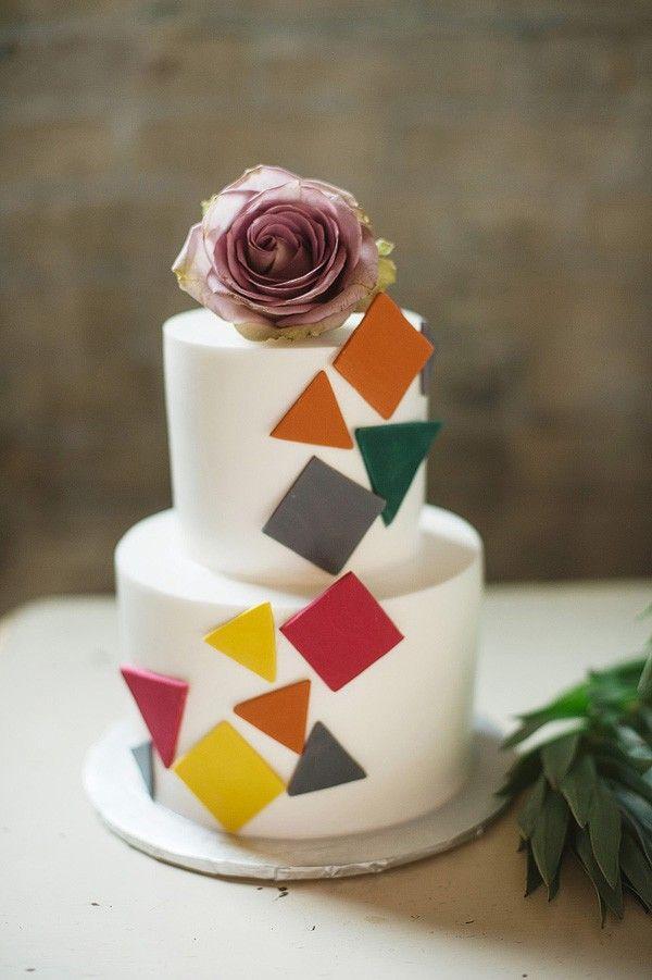 Торт геометрія | Тренди дизайну тортів 2018-2019 | Блог | Торт на замовлення
