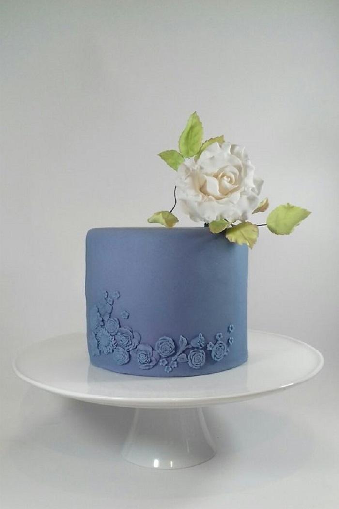 Торт з барельєфом | Тренди дизайну тортів 2018-2019 | Блог | Торт на замовлення