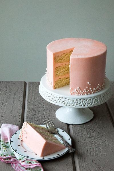 Бісерний торт | Тренди дизайну тортів 2018-2019 | Блог | Торт на замовлення