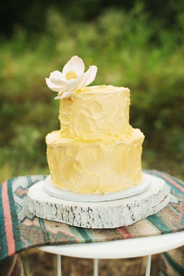 Торт декорований масляним кремом | Тренди дизайну тортів 2018-2019 | Блог | Торт на замовлення