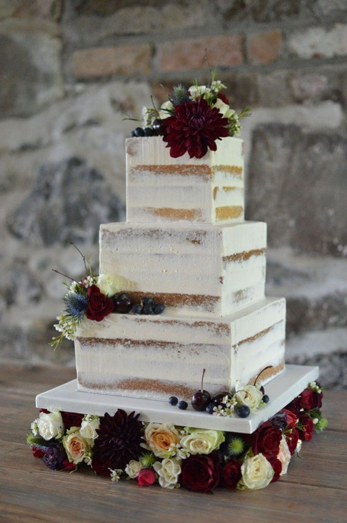 Торт шестикутник | Тренди дизайну тортів 2018-2019 | Блог | Торт на замовлення