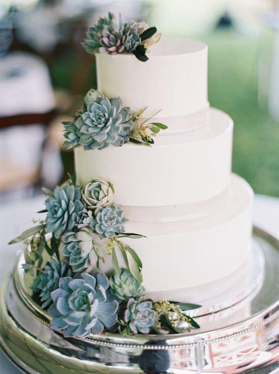 Прикраса кактус | Тренди дизайну тортів 2018-2019 | Блог | Торт на замовлення