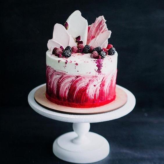 Карамельні Уламки | Тренди дизайну тортів 2018-2019 | Блог | Торт на замовлення