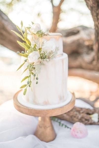 Високий торт | Тренди дизайну тортів 2018-2019 | Блог | Торт на замовлення