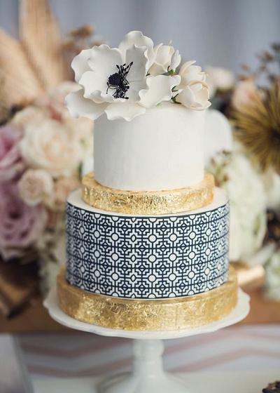 Кафельний торт | Тренди дизайну тортів 2018-2019 | Блог | Торт на замовлення