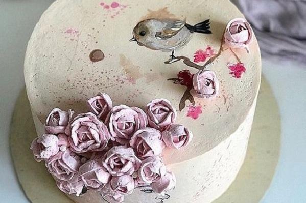 Тренди дизайну тортів 2018-2019 | Блог | Торт на замовлення