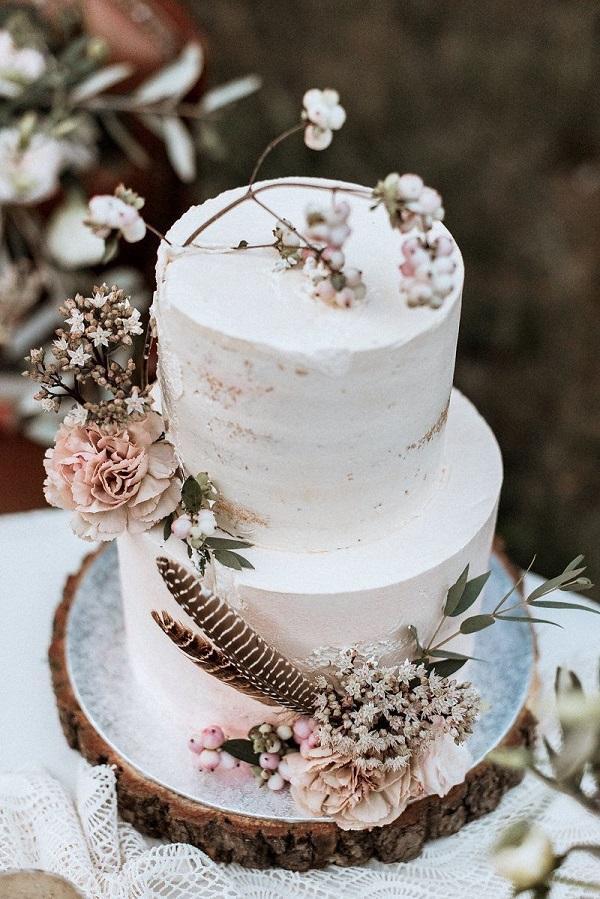 Лісовий торт | Тренди дизайну тортів 2018-2019 | Блог | Торт на замовлення