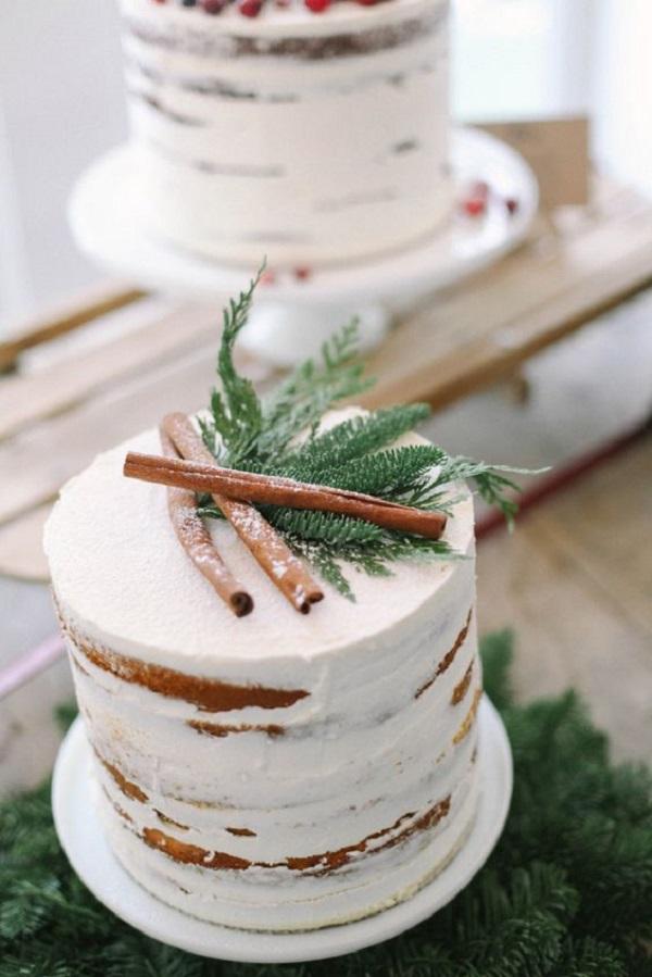 Торт з папароттю | Тренди дизайну тортів 2018-2019 | Блог | Торт на замовлення