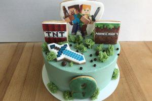 Торт для хлопчика на День народження Львів | Торт на замовлення