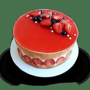 Торт Фрезьє на замовлення