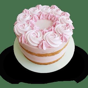 Йогуртовий торт на замовлення