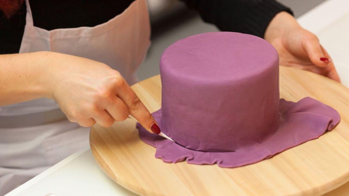 Мастика для дитячого торту | Дитячий торт на замовлення Львів