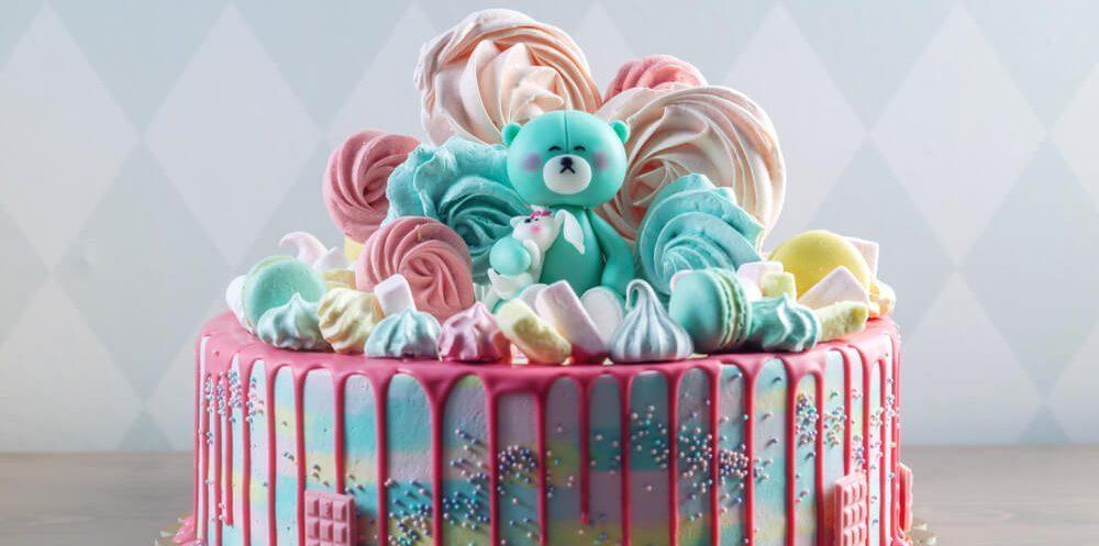 Декор дитячого торту | Дитячий торт на замовлення Львів