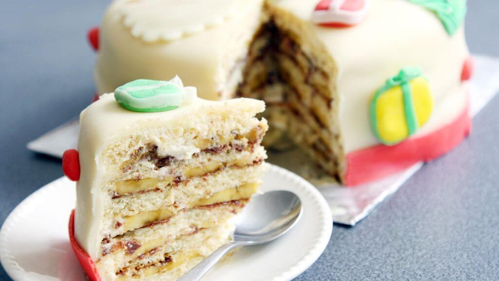 Мастика у дитячих тортах